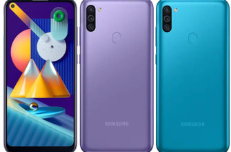 Характеристики Samsung Galaxy M11