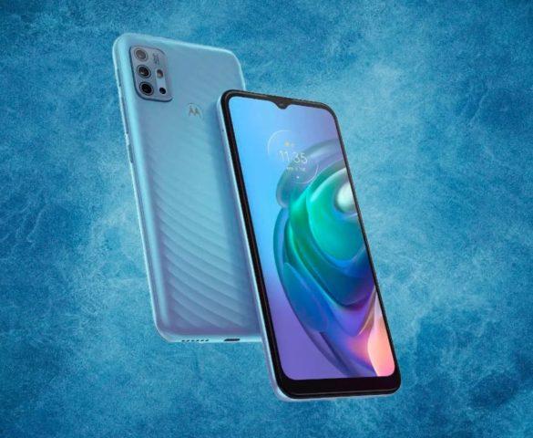 Улетный смартфон от известного американского бренда за 9900 рублей: 6000 мАч и экран Max Vision