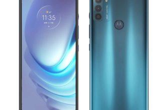Технологии все доступнее: Motorola за недорого с экраном 90 Гц и 5G