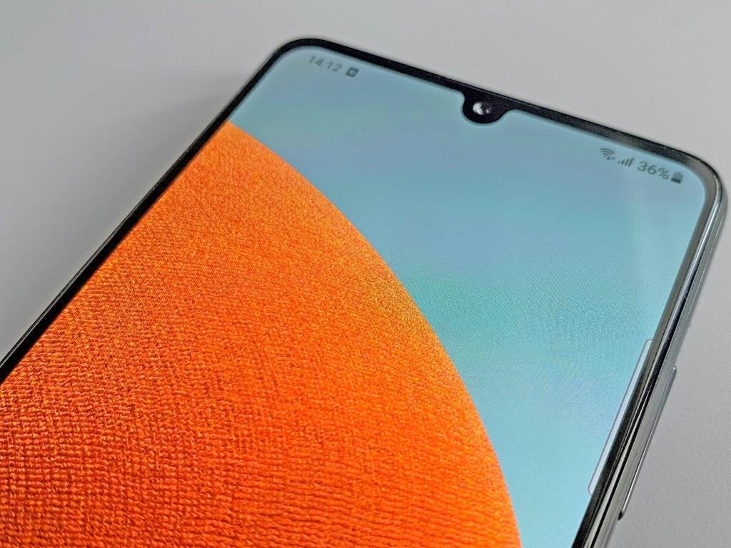 Экран Samsung Galaxy A32