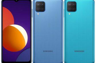 Характеристики Samsung Galaxy M12