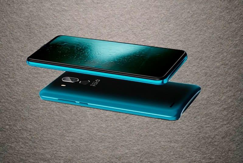 В Россию приехал смартфон эконом-класса за 6 тысяч рублей с NFC
