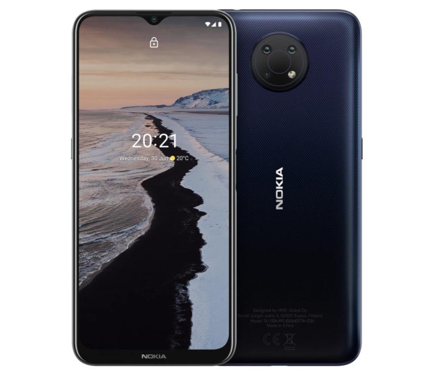 Можно заряжать один раз в несколько дней: Nokia G10 за 11 990 рублей с самыми современными технологиями
