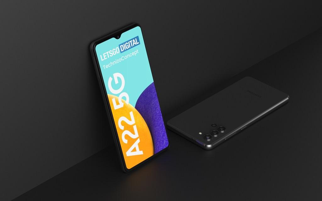 Круче, чем все, что было до этого: доступный Samsung Galaxy A22 с поддержкой 5G