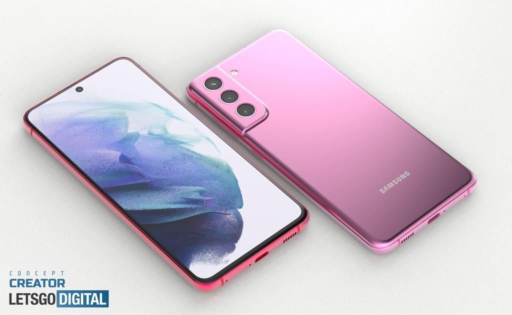 Затмит многих своим дизайном: рендеры новинки Samsung Galaxy S21 FE