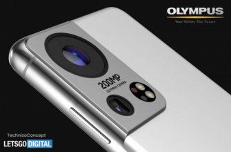 Samsung интригует: на рендерах новый смартфон с камерой 200 МП