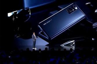 Инновационный смартфон от Xiaomi: 8,01 дюйма, HDR10+, Qualcomm Snapdragon 888, 5G, 108 МП