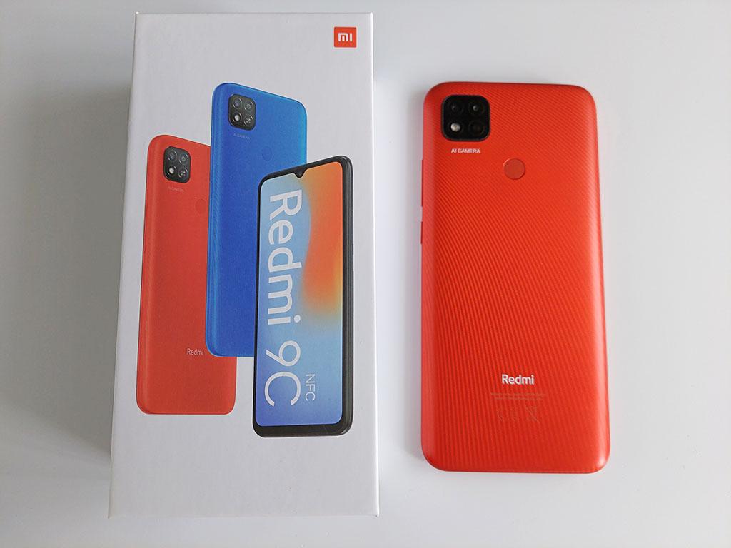 Обзор Xiaomi Redmi 9C NFC
