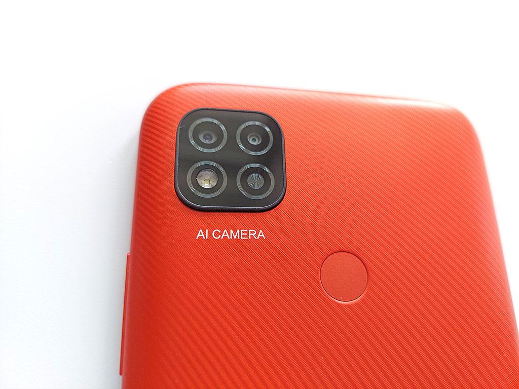 Камеры Redmi 9C NFC