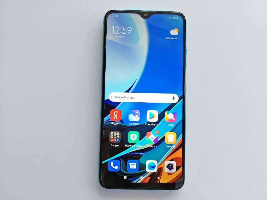 Дисплей смартфона Xiaomi Redmi 9T