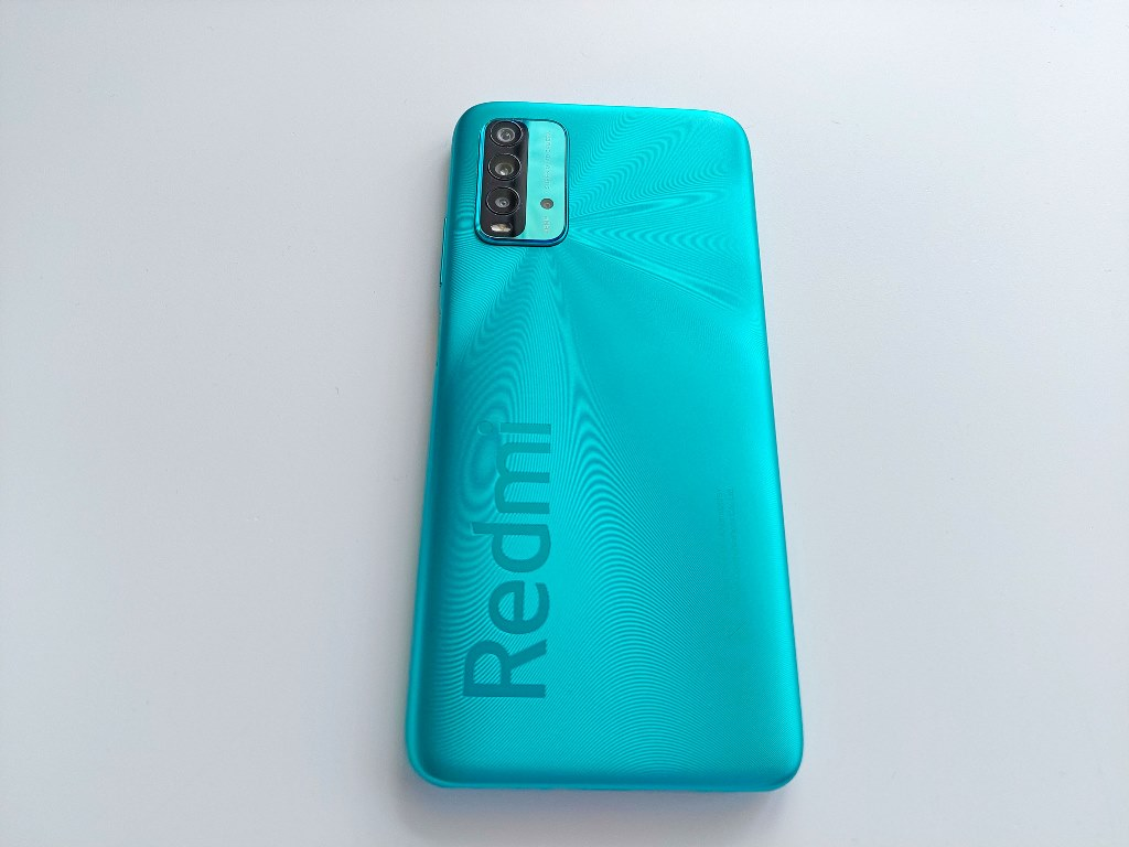 Дизайн смартфона Xiaomi Redmi 9T
