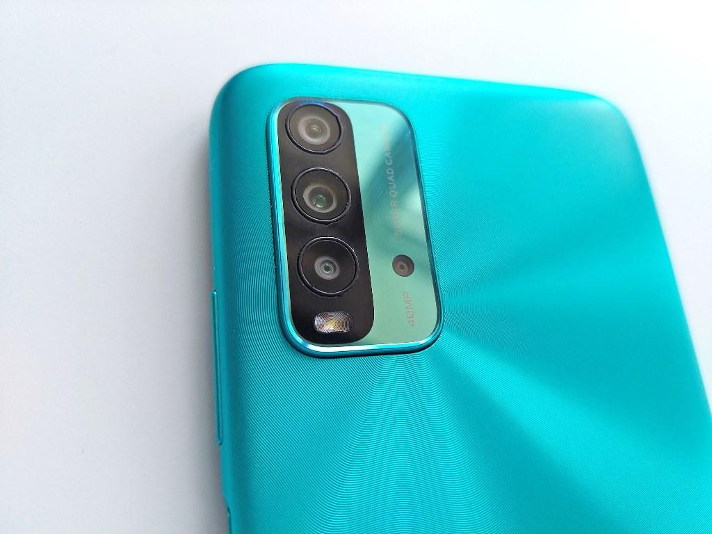 Камеры смартфона Xiaomi Redmi 9T