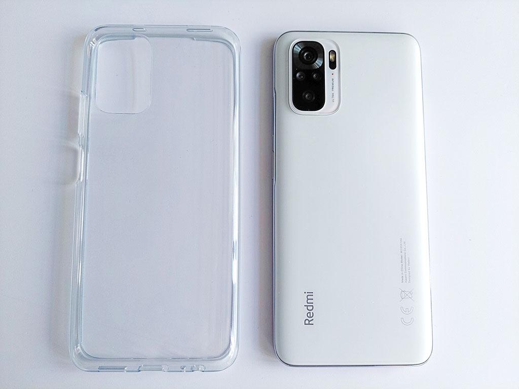 Защитный чехол Xiaomi Redmi Note 10