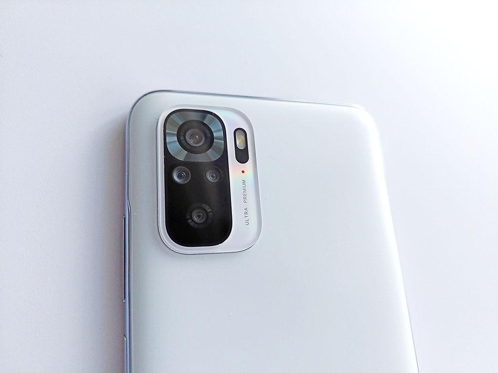 Камеры Xiaomi Redmi Note 10