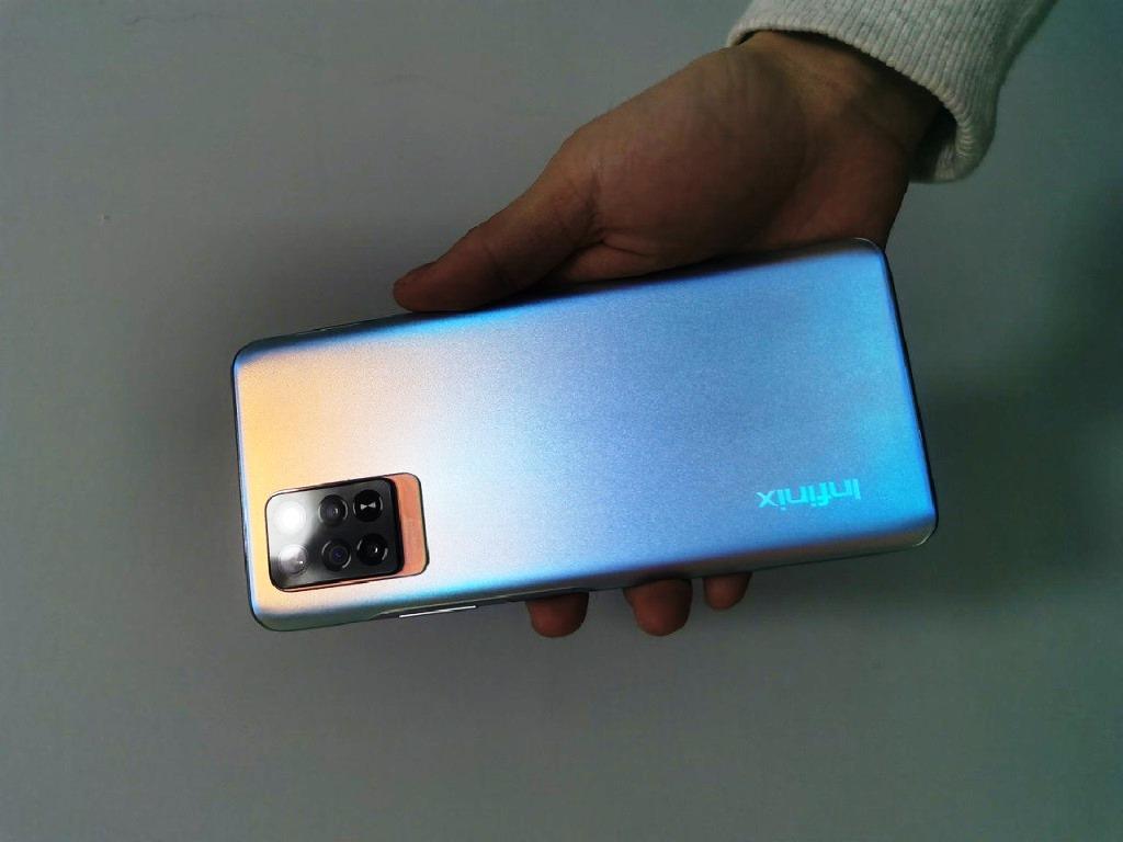 У Xiaomi появился новый китайский конкурент: выходит смартфон с 8/256 ГБ, Android 11 и сканером отпечатков