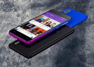 Свежий смартфон российского производителя за 3800 рублей: 2021 год, 4G LTE, Android 10, компактный размер