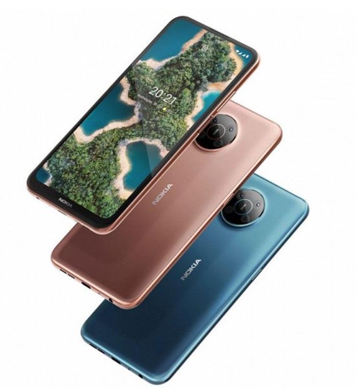 Nokia на любой бюджет заполонили российский рынок: чистый Android 11 и повышенная автономность