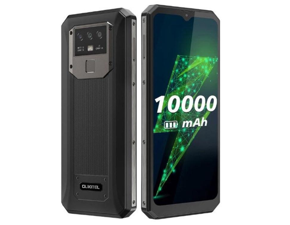 Вышел смартфон за 7 тысяч рублей с гигантской батареей 10000 мАч, NFC, 3 ГБ ОЗУ и быстрой зарядкой