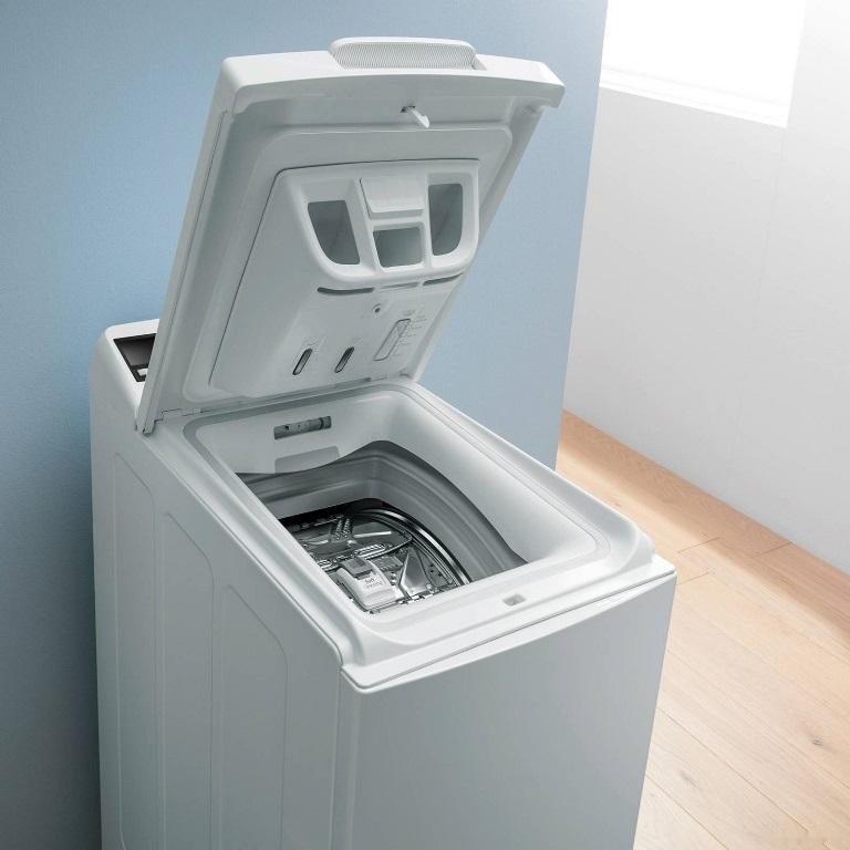 Как работает стиральная машина с вертикальной загрузкой