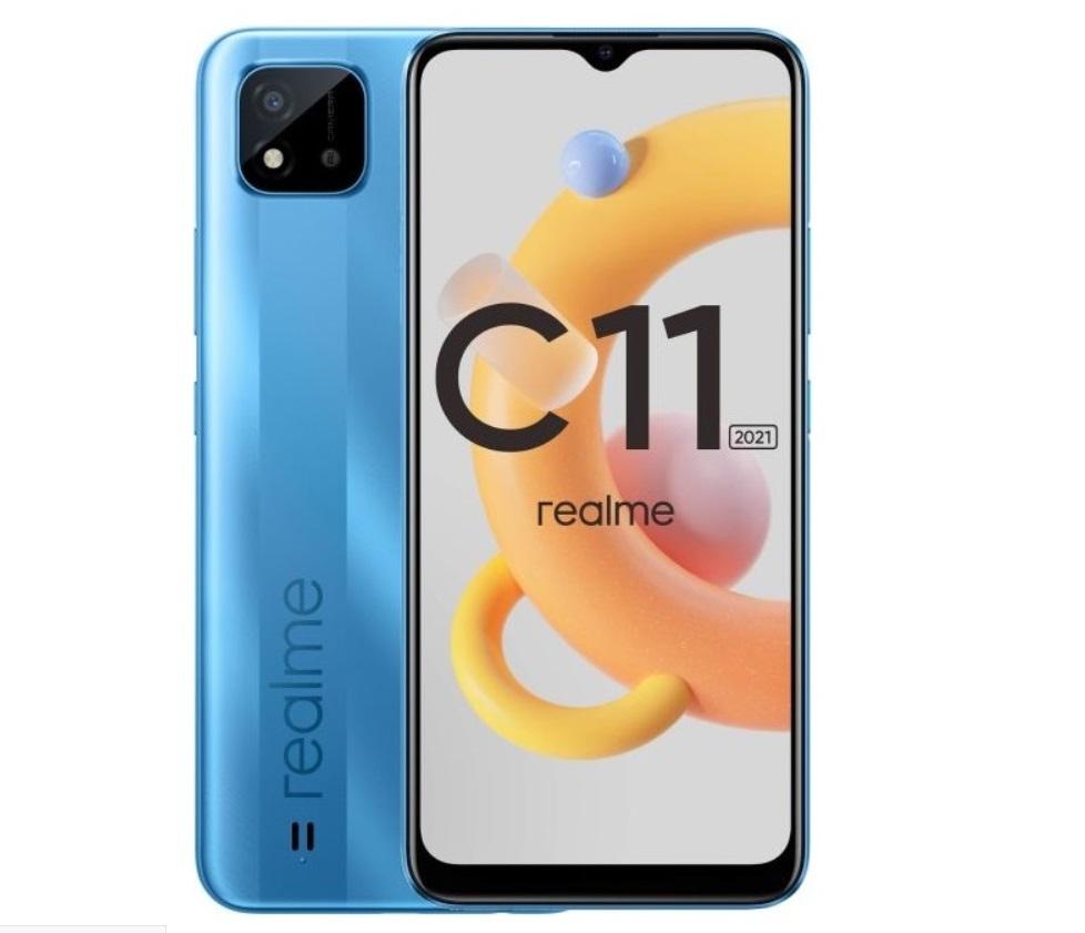Все новое – хорошо забытое старое: Realme переделала прошлогодний смартфон. Его цена 6900 рублей