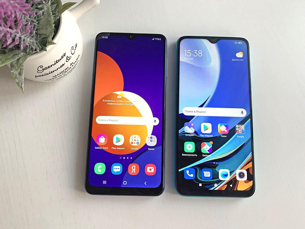 Корея или Китай? Samsung или Xiaomi? Выбираем лучший практичный и бюджетный смартфон из двух