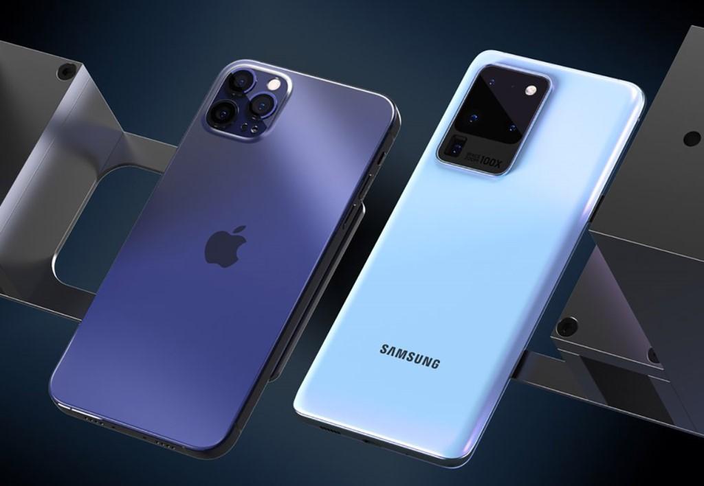То ли американский, то ли корейский: на iPhone 13 будут ставить дисплеи 120 Гц от Samsung