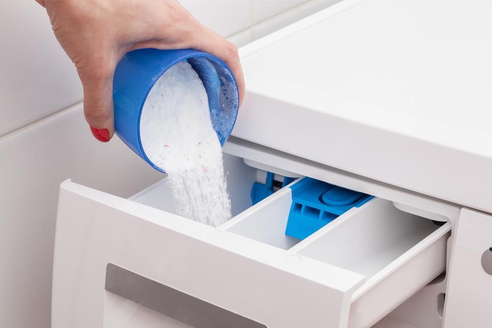 Выбор бытовой химии для стиральной машины