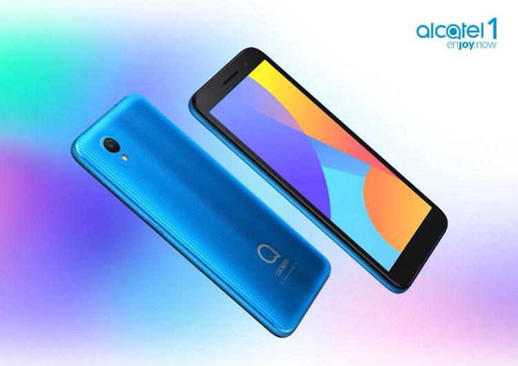 Цены под стать кризису: новенький Alcatel за 5 тысяч рублей с ОС Android 11 Go Edition