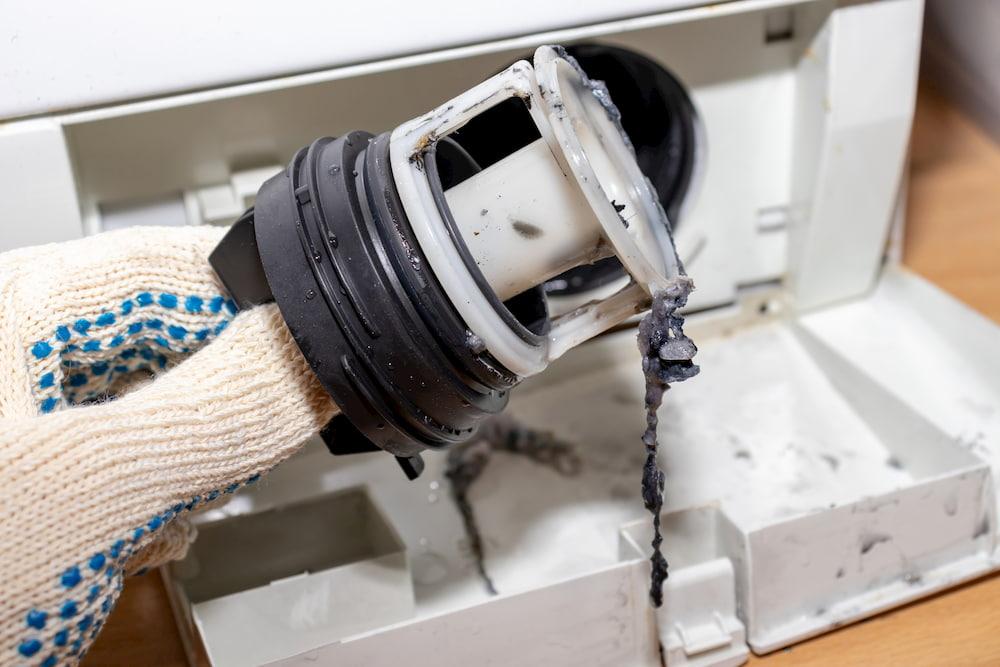 Стиральная машина как почистить фильтр