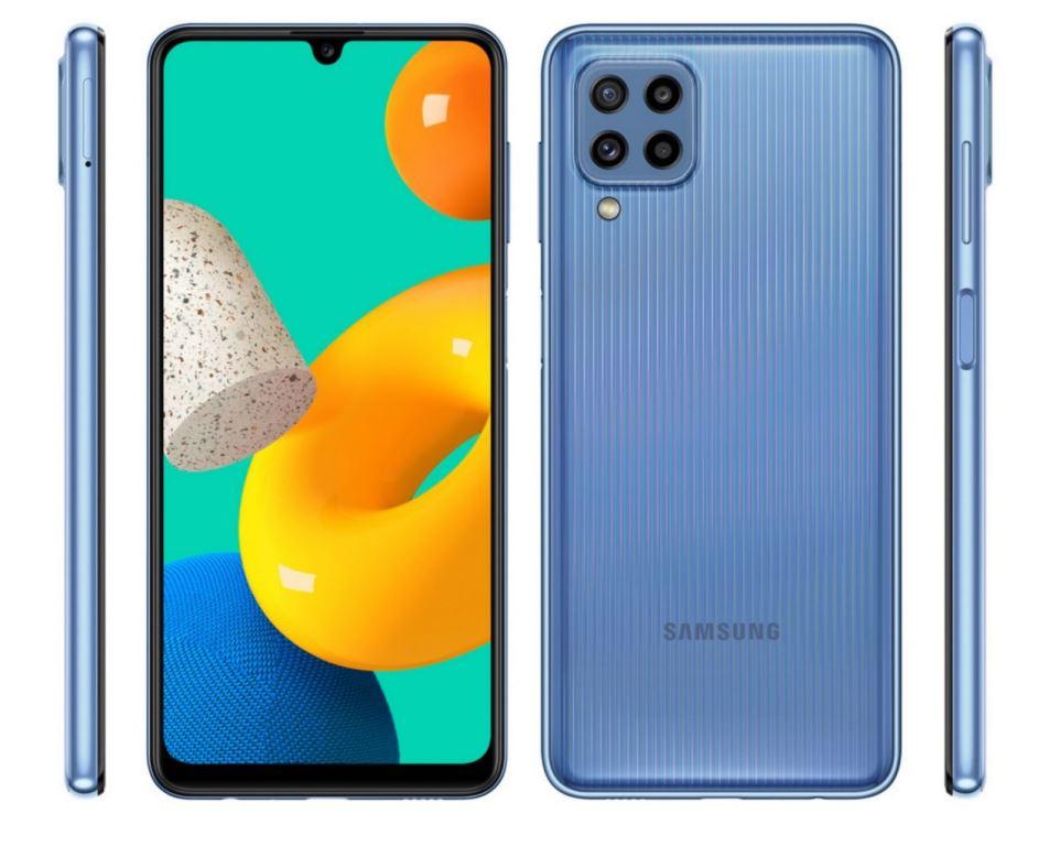 Super AMOLED, FHD+, 90 Гц, батарея 6000 мАч. Это новый мегамонстр Samsung Galaxy M32 дешевле 15 тысяч рублей