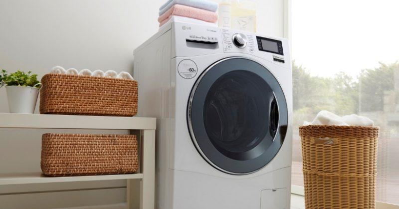 Размеры стиральной машины стандартные