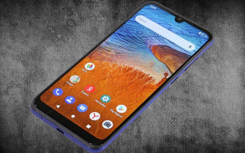 Эконом-цена на смартфон 2020 года с 3 ГБ ОЗУ, NFC, камерой 16 МП. Распродают за 6990 рублей