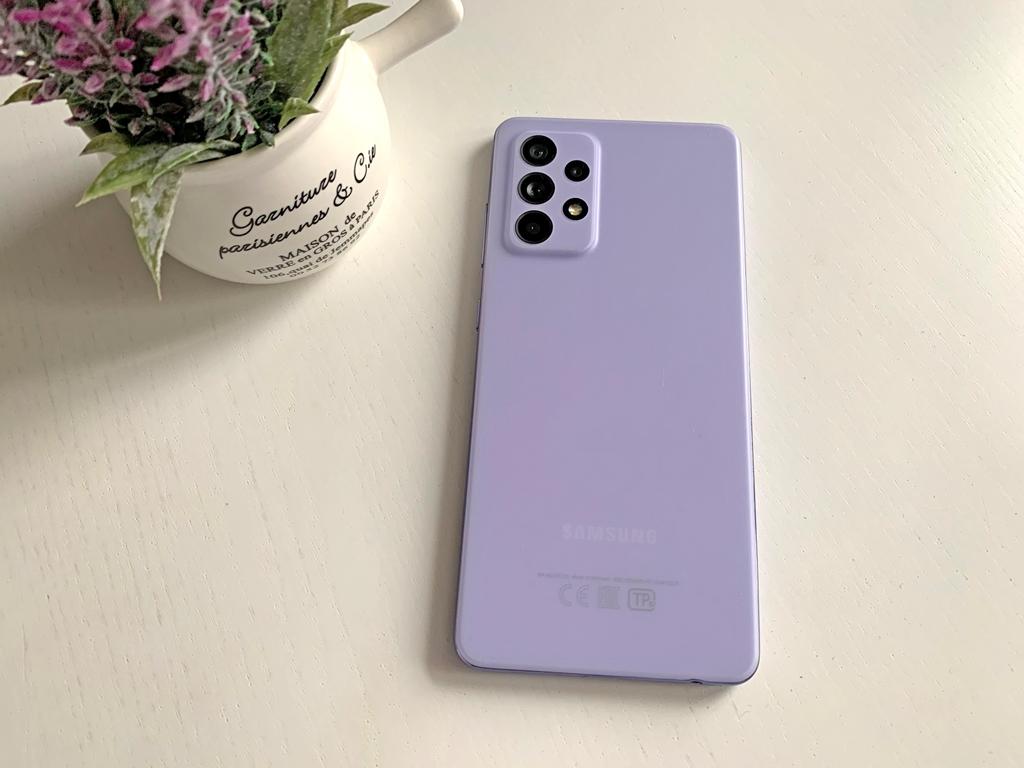 Samsung Galaxy A52 – не предел совершенству. Выходит Galaxy A52s