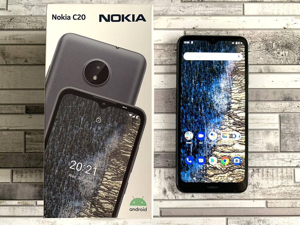Про батарею Nokia C20. Сколько работает от одного заряда смартфон за 7 тысяч рублей