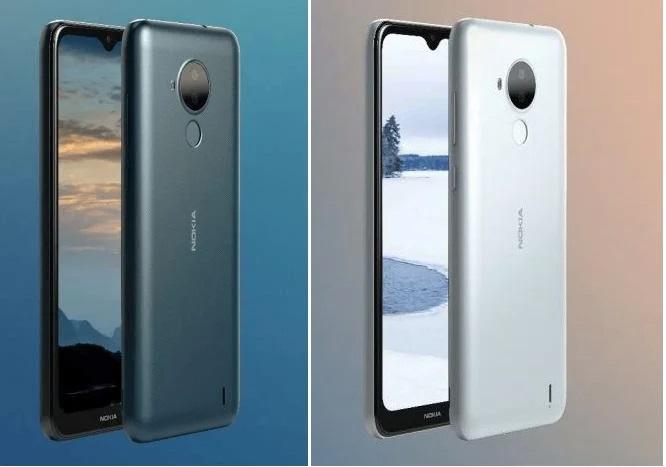 Nokia бьет свои же рекорды: готовится смартфон C30 с 6000 мАч и огромным экраном 6,82 дюйма