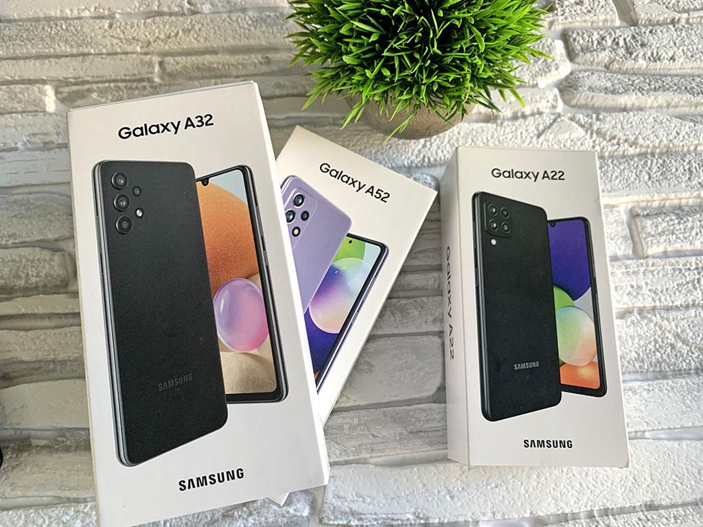 Июльская жара растопила цены: подешевели Samsung Galaxy A52, A32 и A22