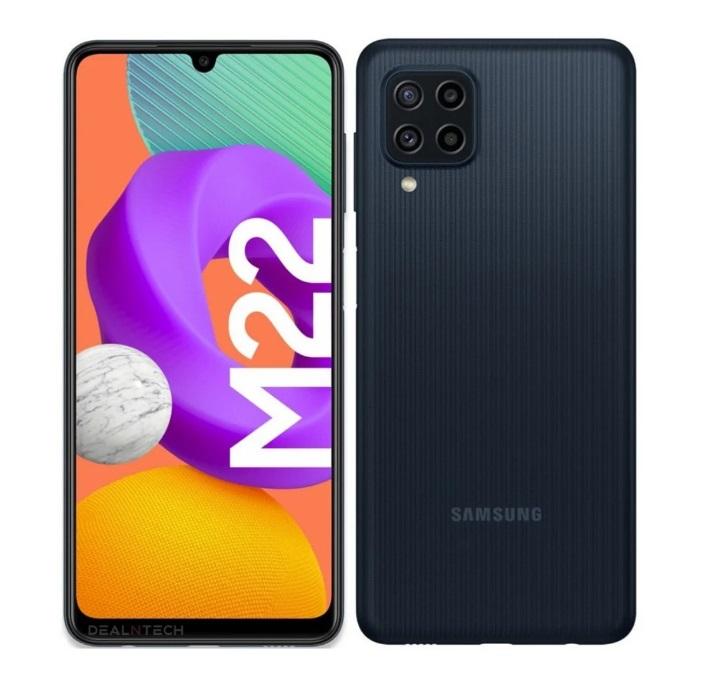 Samsung разошелся не на шутку: выходит Galaxy M22 с 90 Гц, стандартной батареей, но скоростной зарядкой