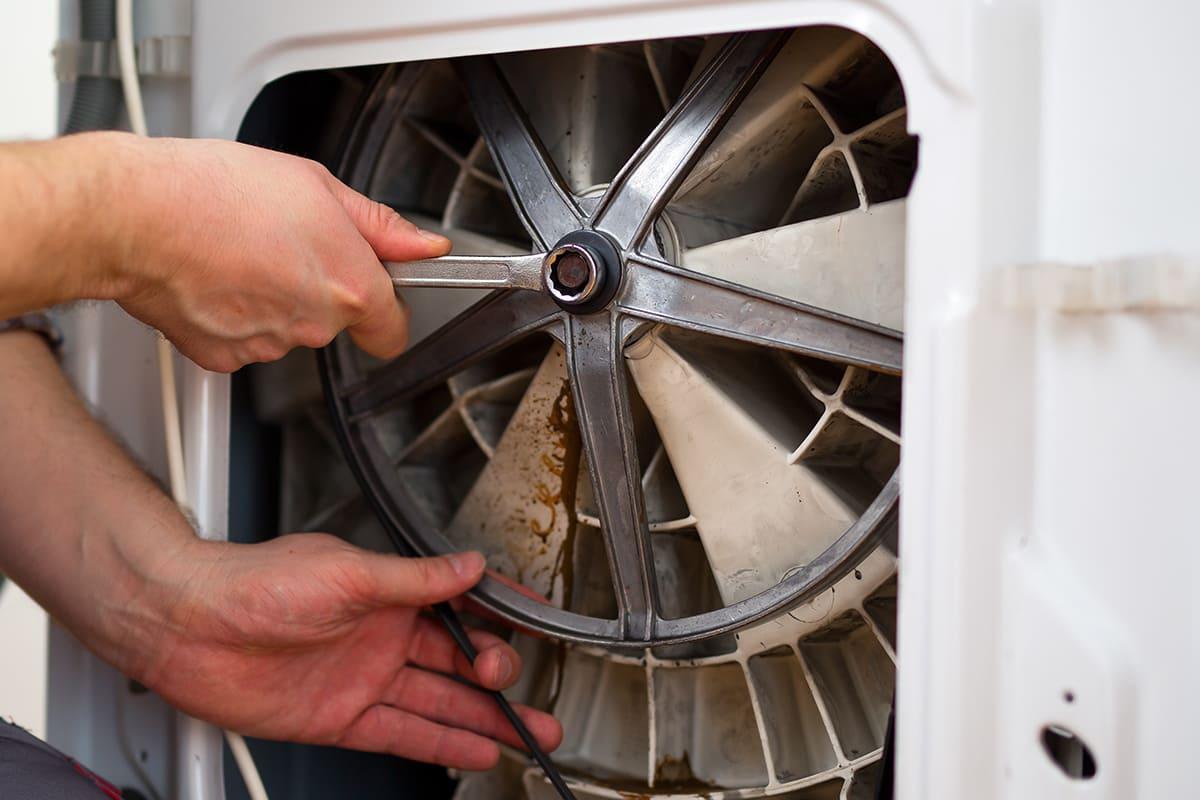 Сколько подшипников в стиральной машине самсунг