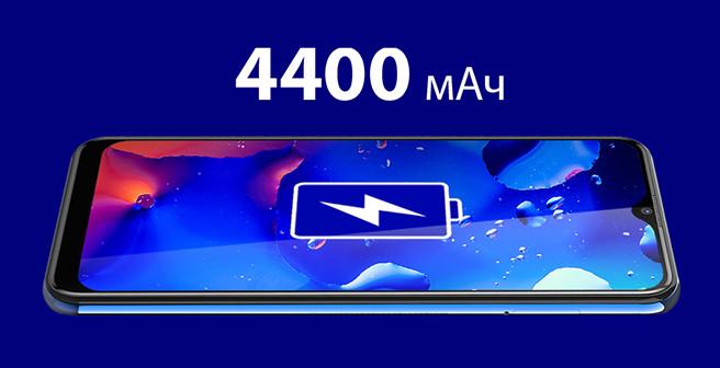 Вышел российский смартфон за 6990 рублей: есть NFC, селфи-камера на 16 МП, мощная батарея