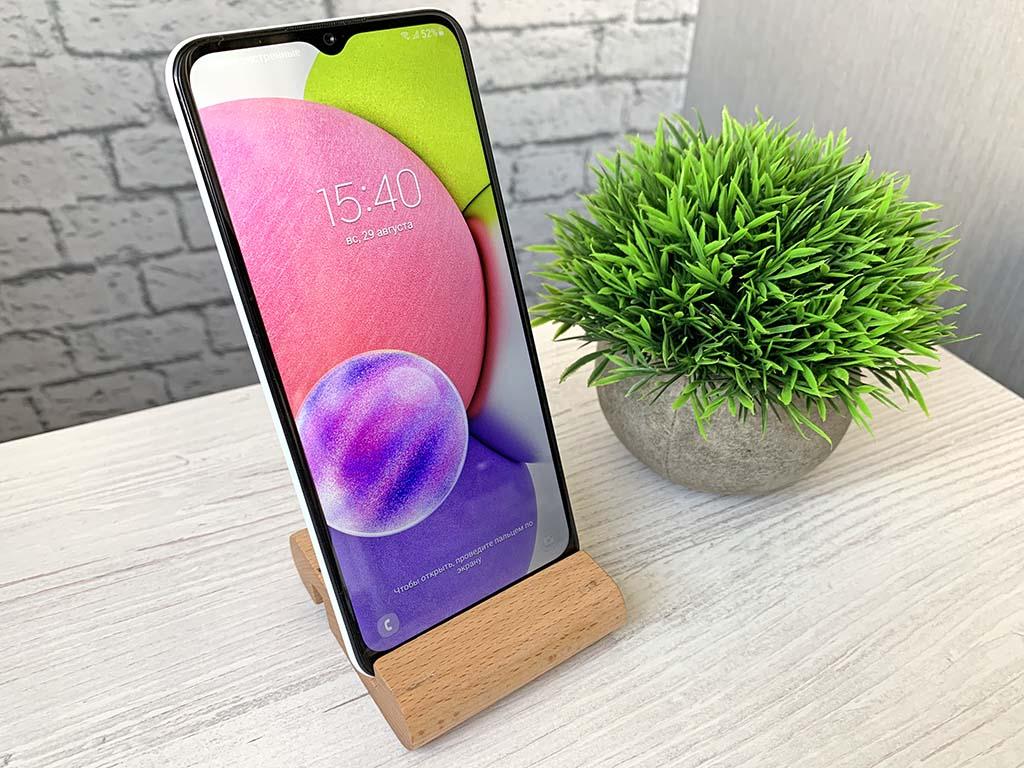 Обзор Samsung Galaxy A03s