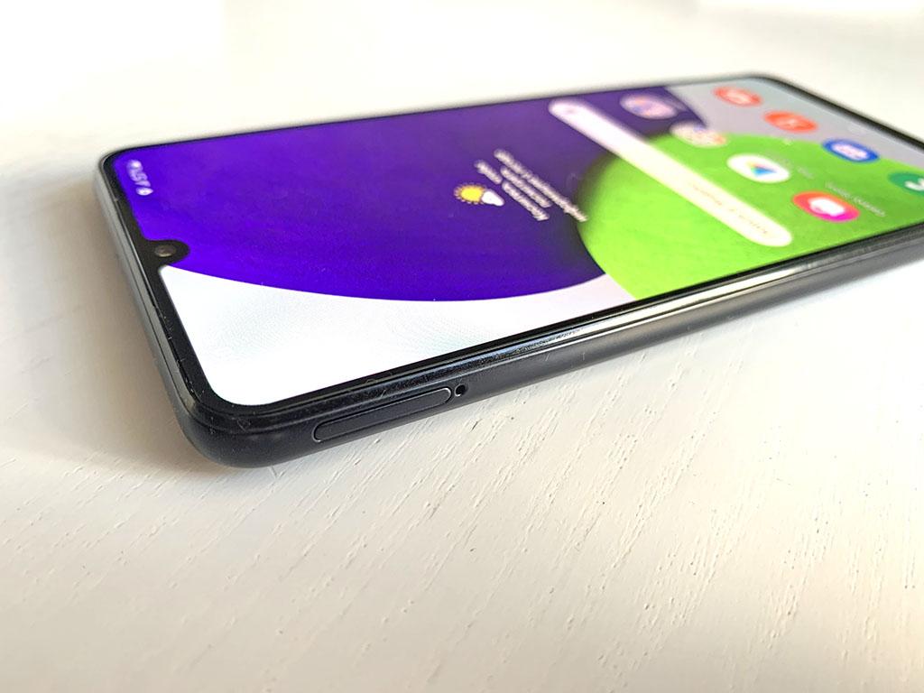 Смартфон Samsung Galaxy A22
