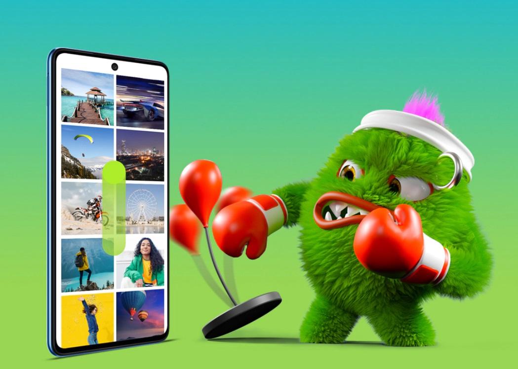 Экран Samsung Galaxy M52 5G