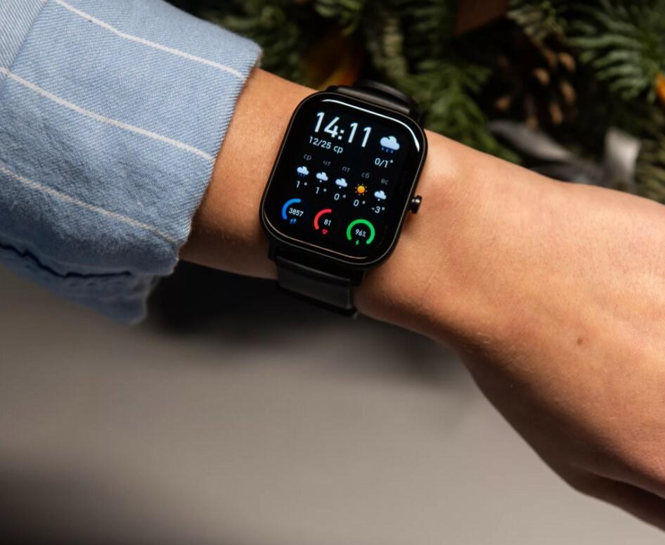 Смарт часы с тонометром