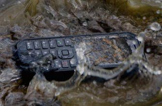 Обзор телефона Cat B26