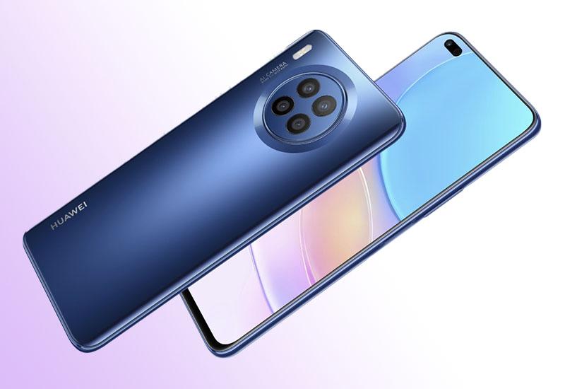 Характеристики Huawei Nova 8i