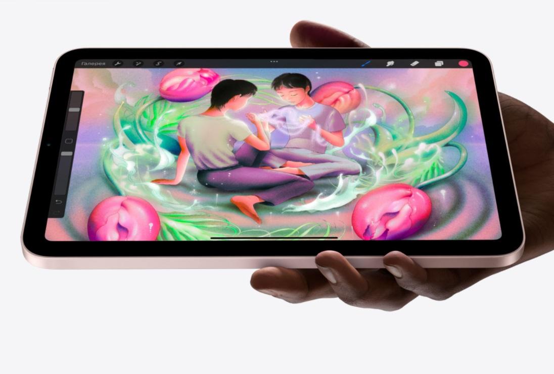 iPad mini 6 2021 года