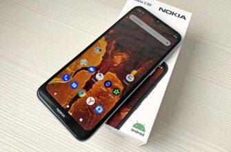 Обзор Nokia C30