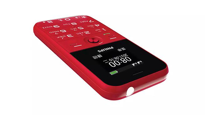 Кнопочный телефон Philips Xenium E309